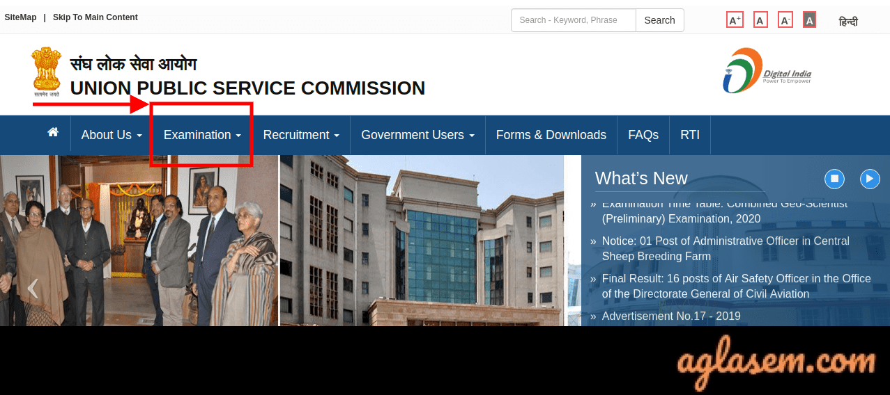 UPSC CISF AC LDCE (Exe) Result UPSC CISF AC LDCE (Exe) Result 2020 Out: Check Merit List, Cut-off