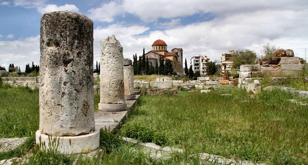 Kerameikos, bezienswaardigheden in Athene | Mooistestedentrips.nl