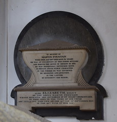 he was an inhabitant of this parish 48 years and served the office of sheriff in 1812