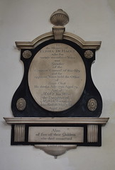 twenty successive years was Speaker of the Common Council of this City and for eighteen years held the office of Town Clerk (1792)