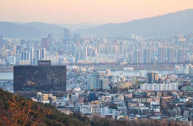 South of Seoul City