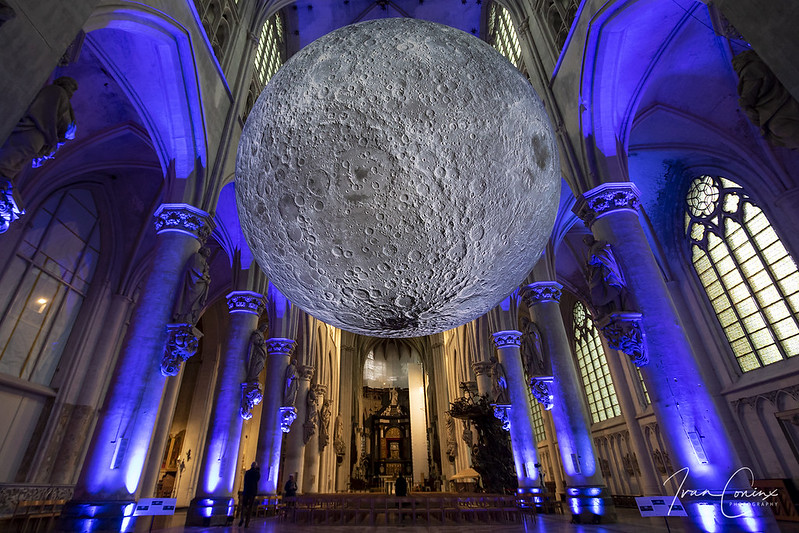 Museum Of The Moon – Mechelen, Belgium – 2019 12 11 – 03 – Copyright © 2019 Ivan Coninx