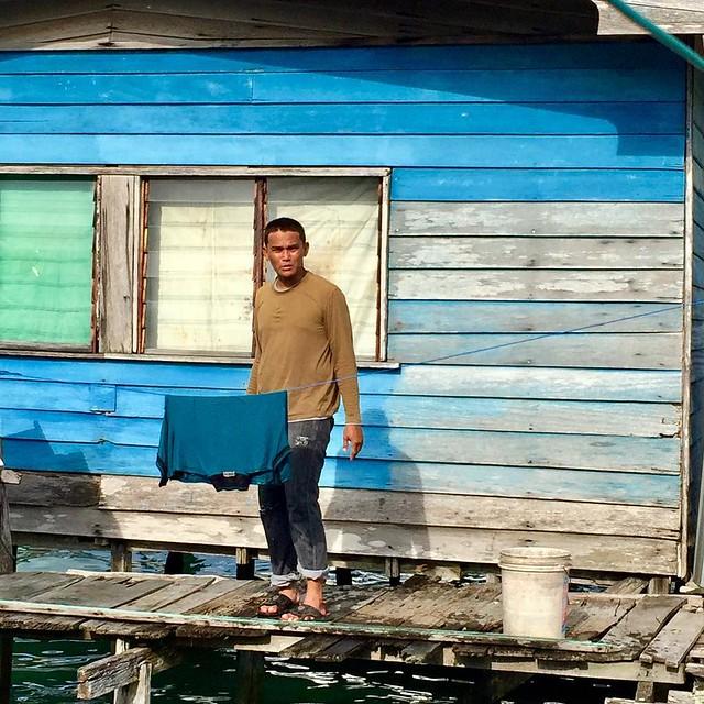 Azhan Rani Hidupkan Watak Marwan Lelaki Bajau Laut