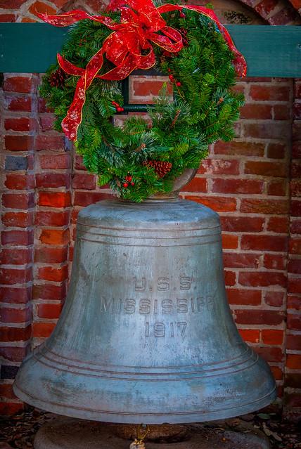 USS Mississippi Bell