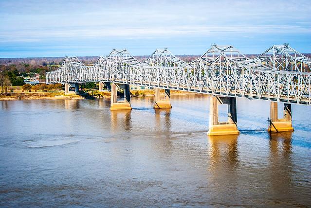 Bridge on Natchez
