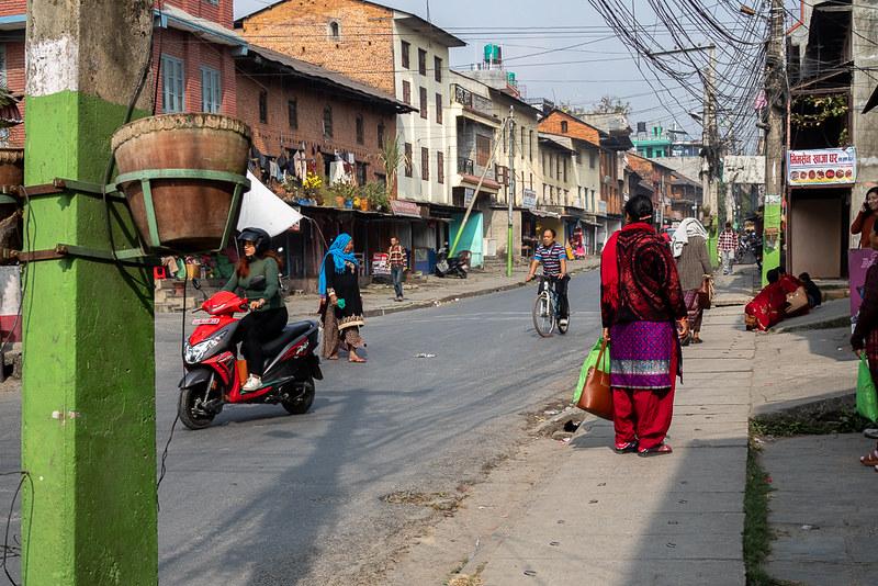Pokharan Old Bazaar