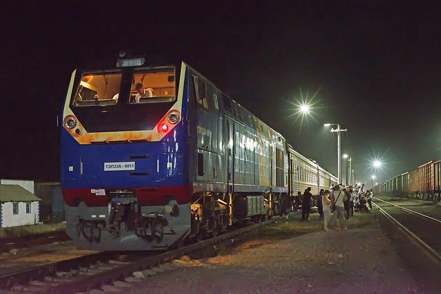 Private passenger train