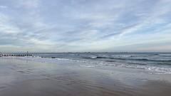 Aberdeen beach New-years day.