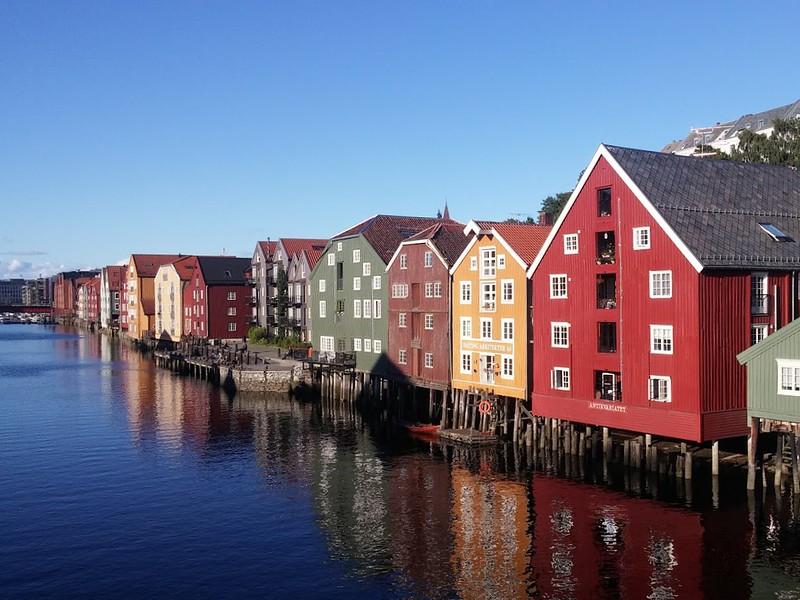Trondheim Norja 4