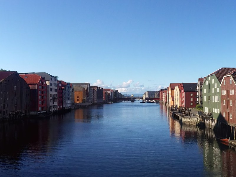 Trondheim Norja 5