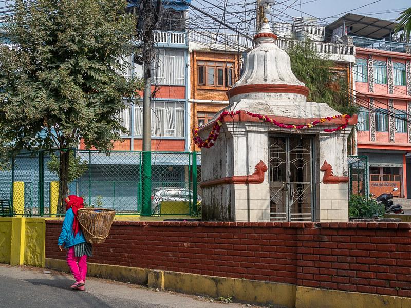 Old Bazaar Pokhara