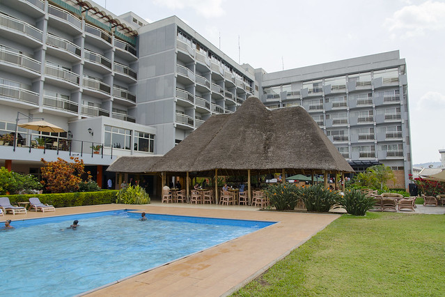 Hôtel des Mille Collines (Kigali, Rwanda)