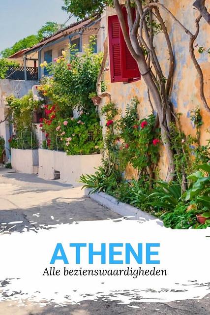 Bezienswaardigheden in Athene | De leukste dingen om te doen in Athene