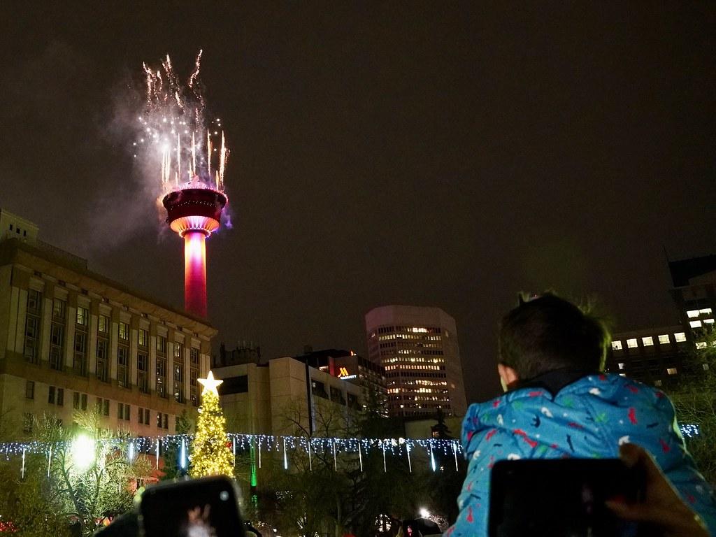 Bring on 2020! Calgary, Alberta, Canada