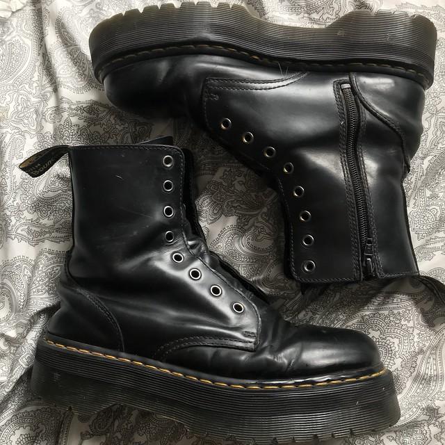 Well worn Docs