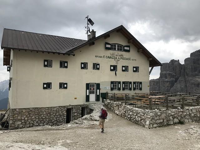 Pisciadú Hütte