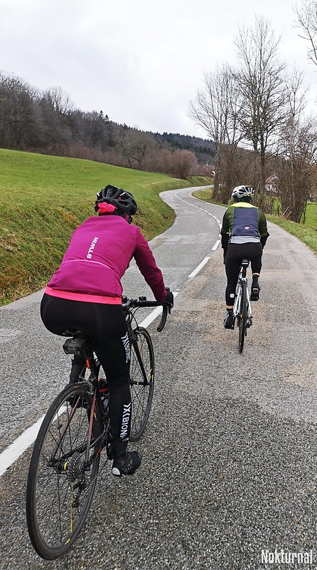 Aprem vélo avec Jojo et Céline!