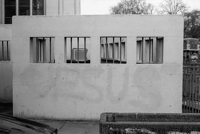 Jesus, Mornington Crescent, Camden, 1980