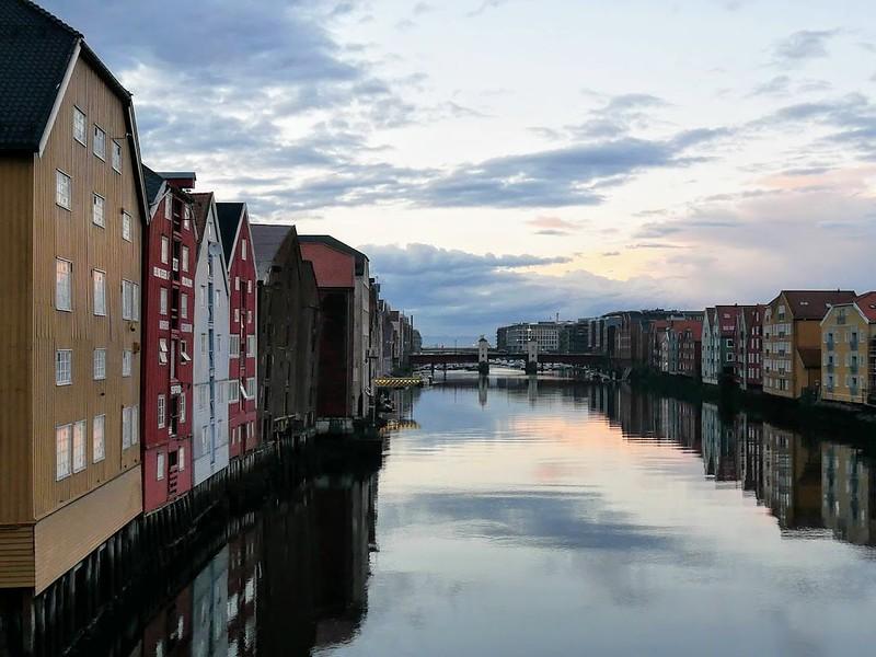 Trondheim Norja 2