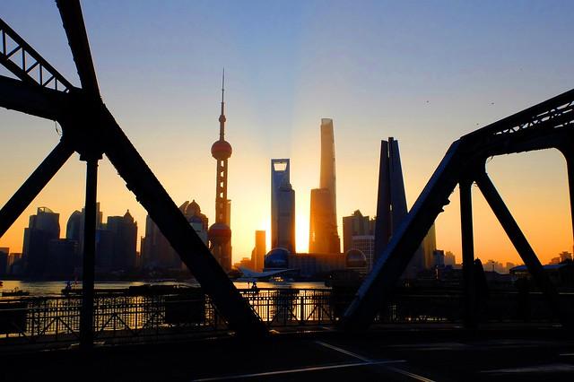 Shanghai - Sunrise