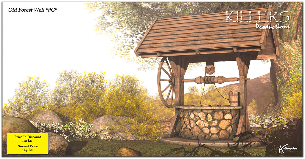 Old Forest Well On 25% Discount @ Inworld Store