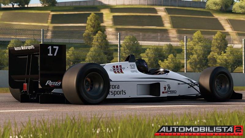 Reiza Studios December 2019 Development Update - More Automobilista 2