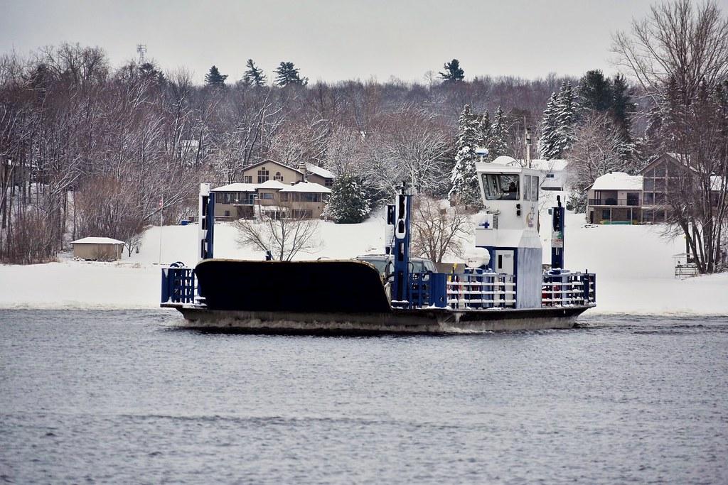 Masson-Cumberland Ferry