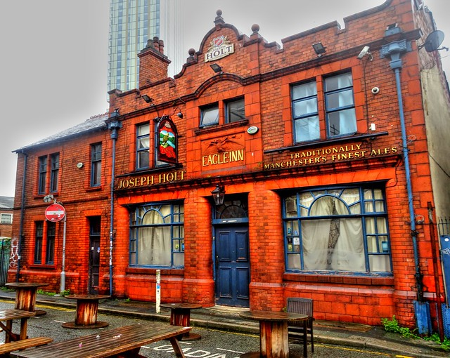 Eagle Inn, Salford, Manchester
