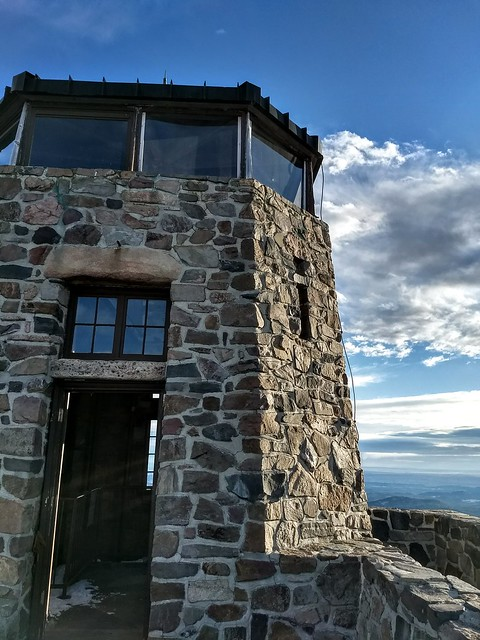 Harney Peak on New Year's Day
