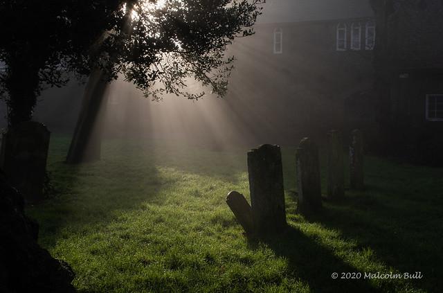 Churchyard - St. Mary De Haura (40)