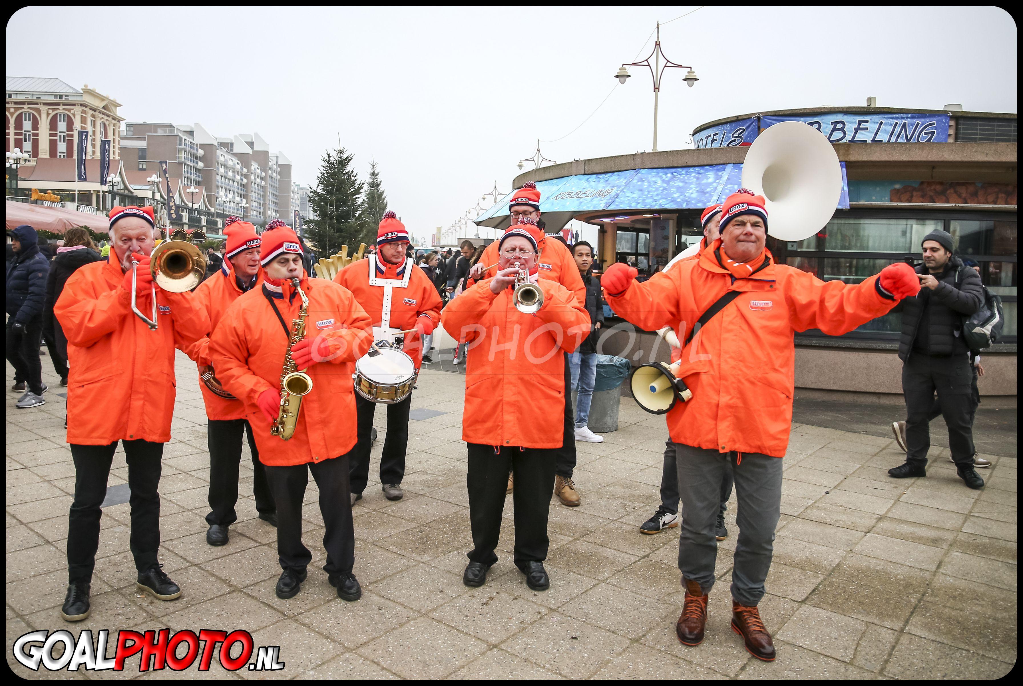 Nieuwjaarsduik Scheveningen 01-01-2020