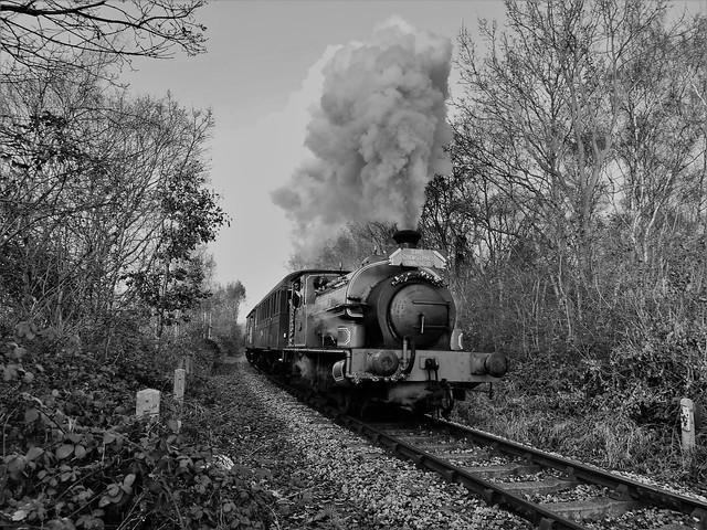 Hudswell Clarke 1544 Middleton Railway
