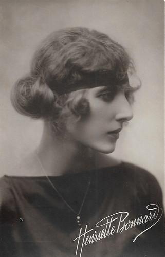 Henriette Bonnard