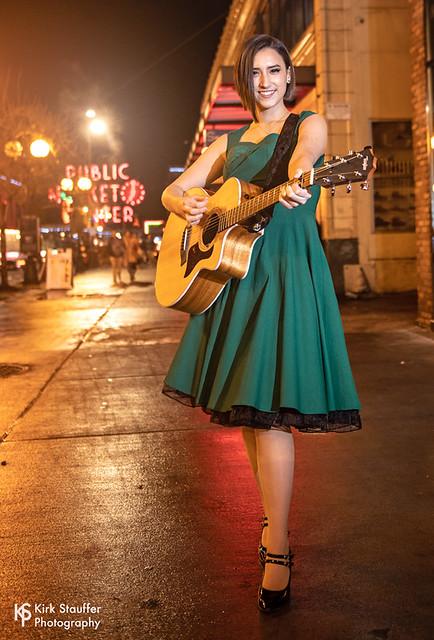 Abigail Neilson @ Hard Rock Café