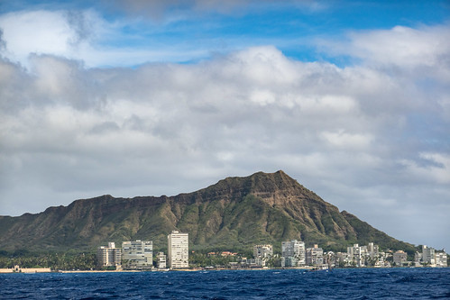 Diamond Head, Hawaii