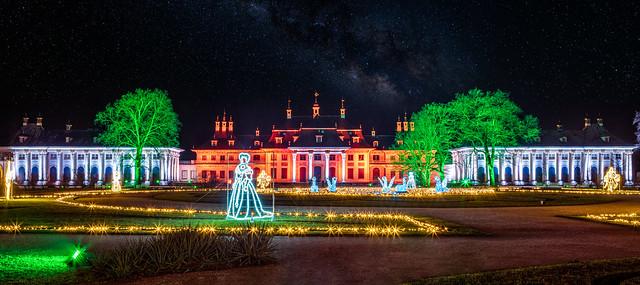 Christmas Garden Pillnitz