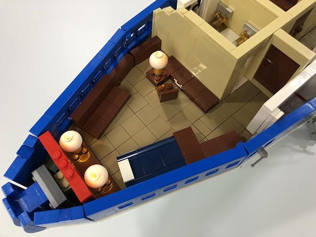 LEGO Air Force One MOC