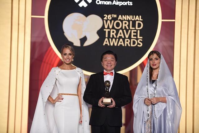 World Travel Awards Grand Final 2019