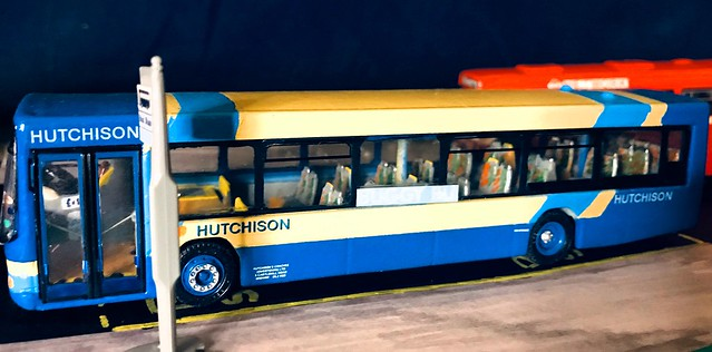 KCB Network and Hutchison's Jubilee liveried BuggyBus