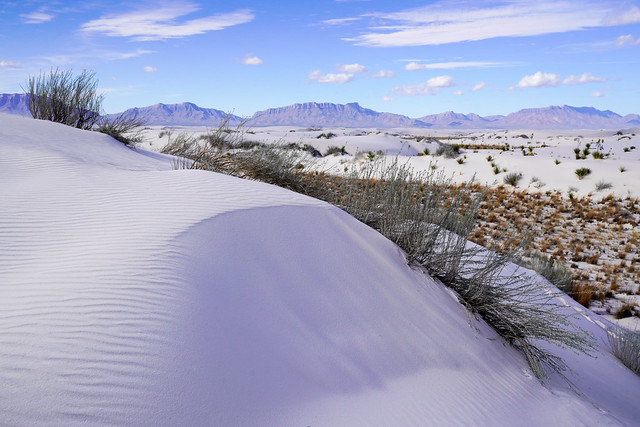 White Sands National Park - New Mexico - Sand