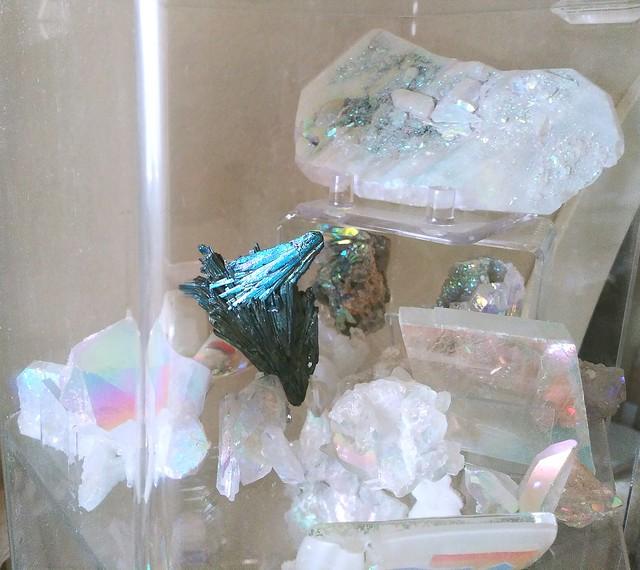 Blue Aura Kyanite