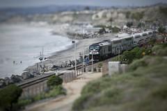 Amtrak Surfliner, San Clemente, CA