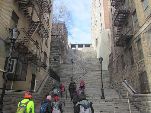 Bronx step streets