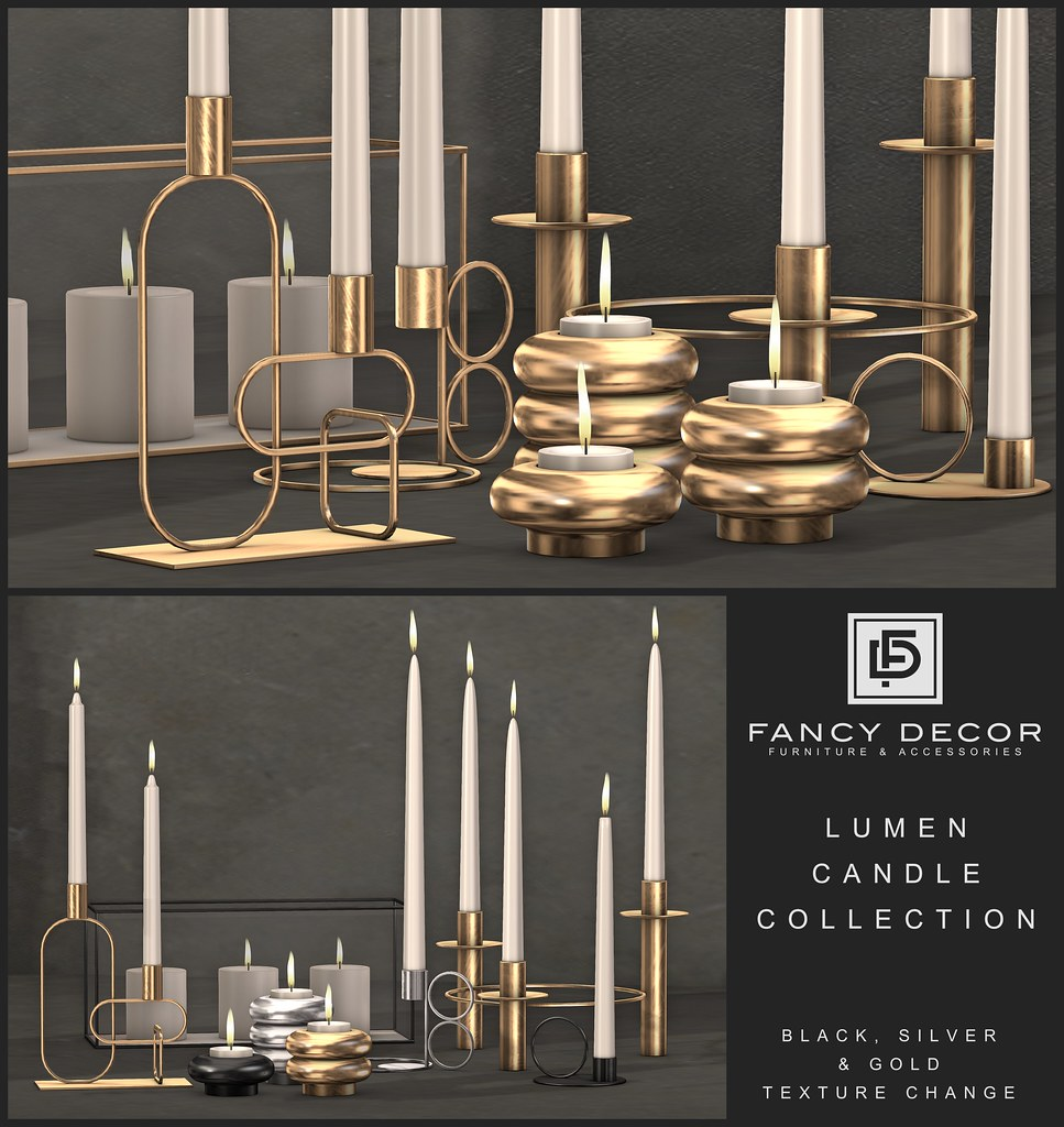 Lumen Candle Collection