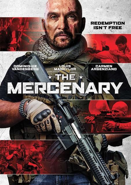TheMercenaryDVD