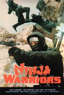 NinjaWarriorsCover