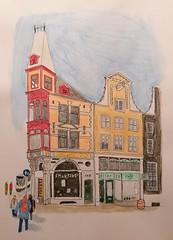 Amsterdam, Keizersgracht / Leidsestraat