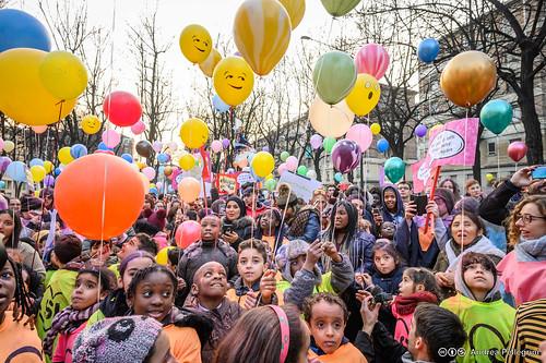 Felicizia ovunque - La marcia dei bambini