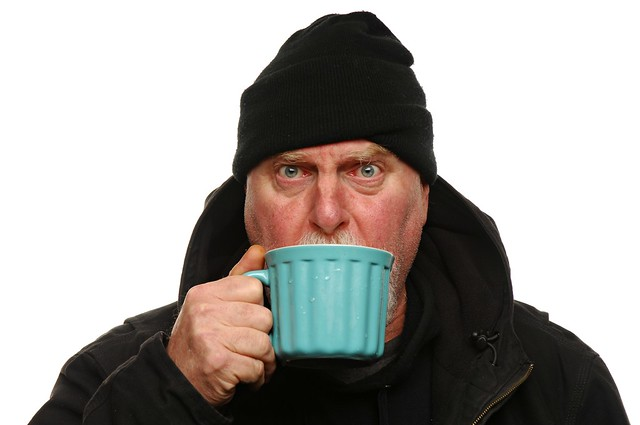The Blue Mug