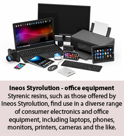 Ineos Styrolution - office equipment